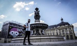 Une vidéo de 2 minutes sur la belle ville de Bordeaux, Aquitaine France