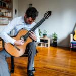 Guillaume Gibert guitariste