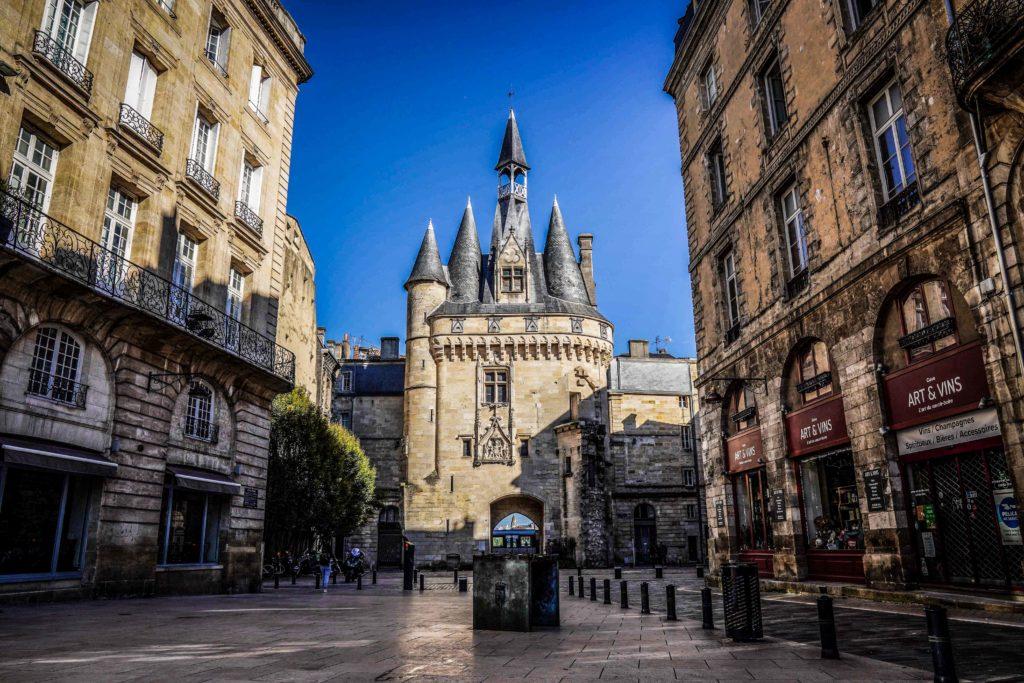 Porte Cailhau de Bordeaux